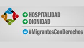 Campa�a #MigrantesConDerechos