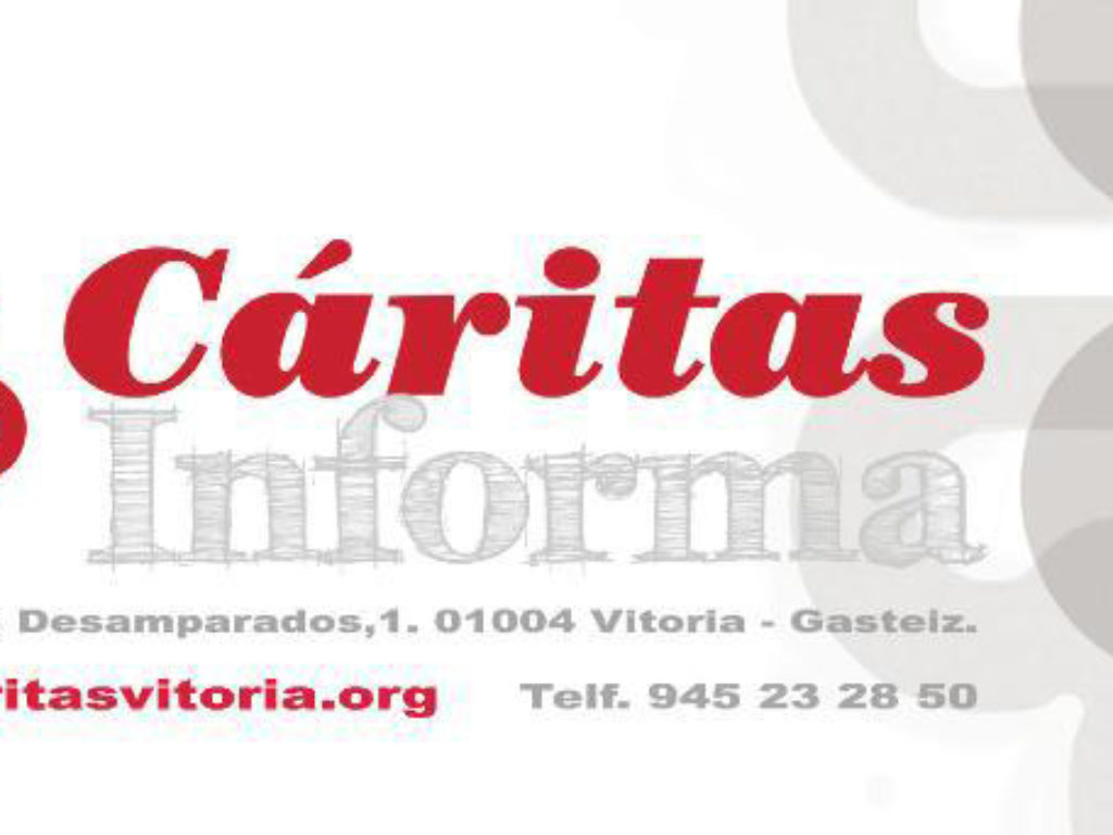 Boletín 'Cáritas Informa' nº 55. Junio y julio de 2017.