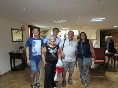 Cáritas de Kuartango en la Escuela de Verano de Cáritas Española