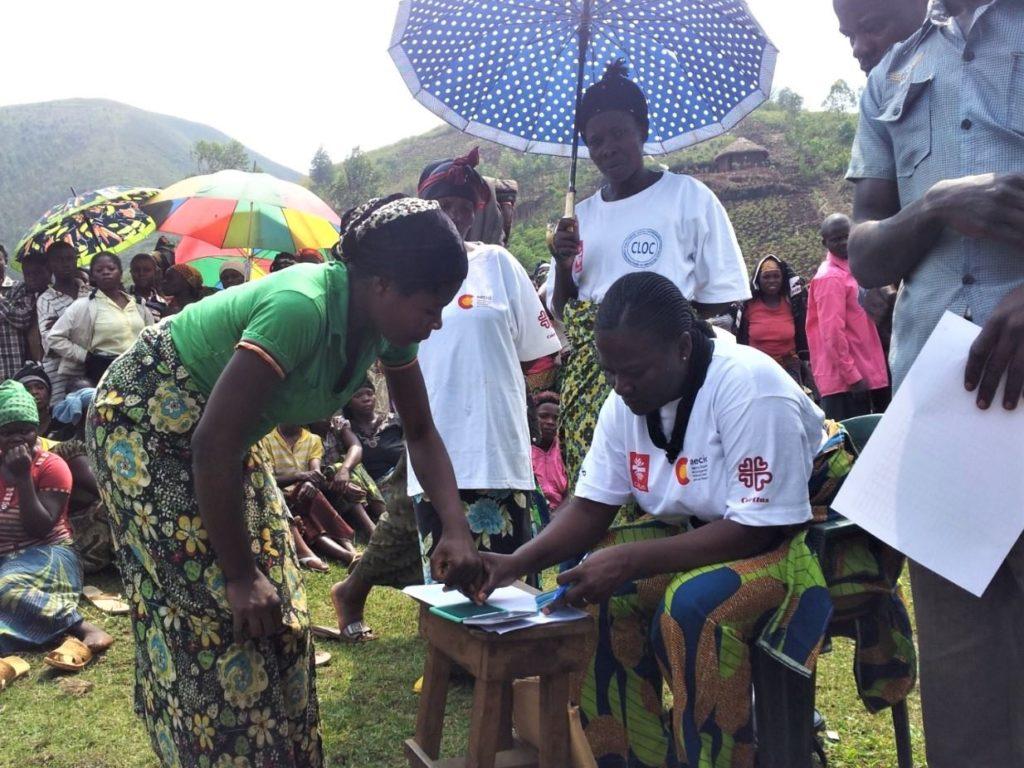 Solidaridad de Cáritas Española con la crisis olvidada del Sur Kivu en la República Democrática del Congo