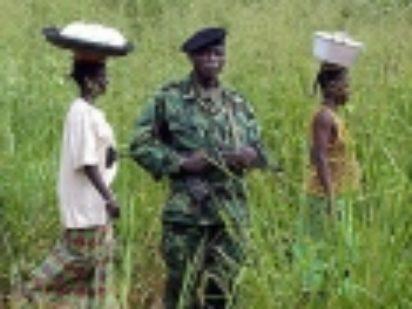 Cáritas con el Congo