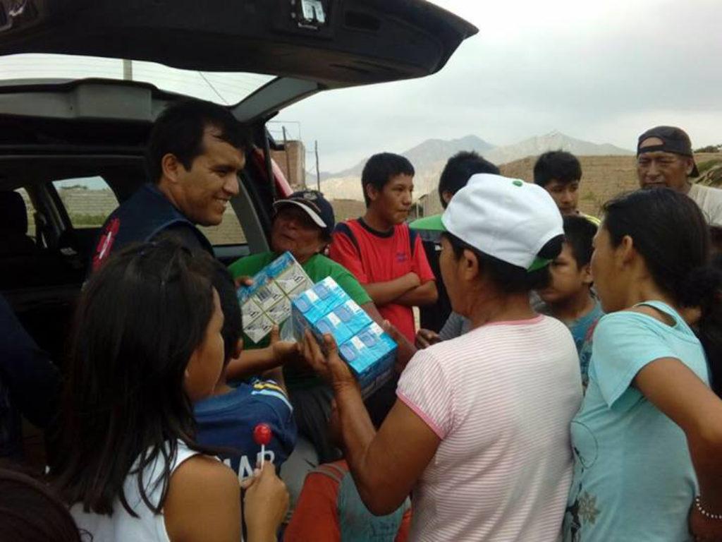 Inundaciones: Cáritas Perú lanza una petición de emergencia para financiar un plan de ayuda a 9.000 damnificados