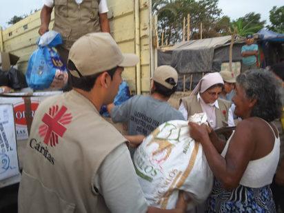 DÍA MUNDIAL DEL AGUA: Cáritas se moviliza en Perú y el Cuerno de África para paliar los desastres del clima en las comunidades más vulnerables