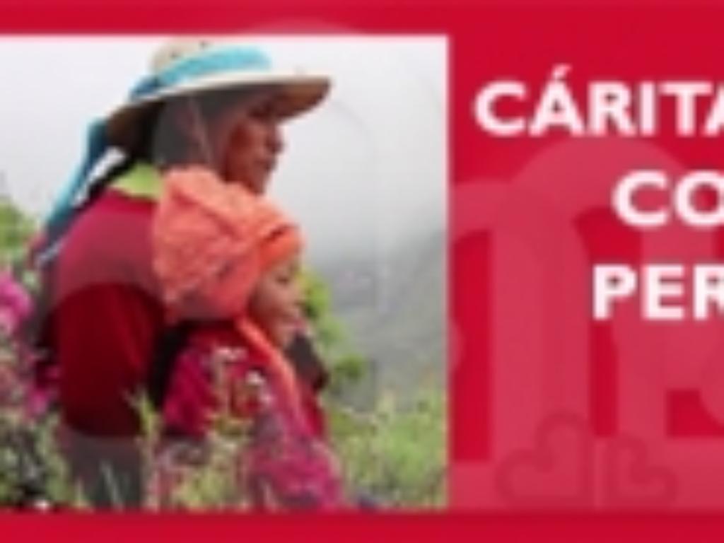 Cáritas con Perú