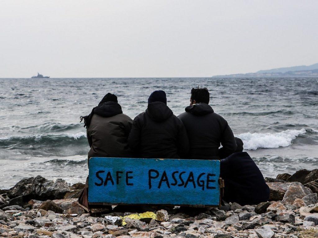 Migración: Cáritas Europa insta a la U.E. a avanzar en el camino de la solidaridad en lugar de construir muros