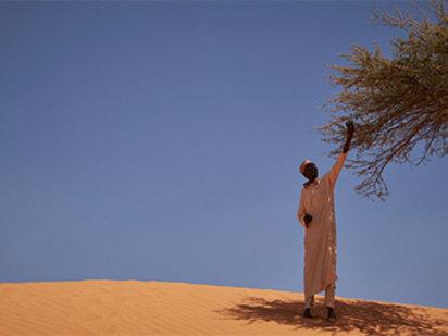 Cáritas con Sahel. Crisis alimentaria.