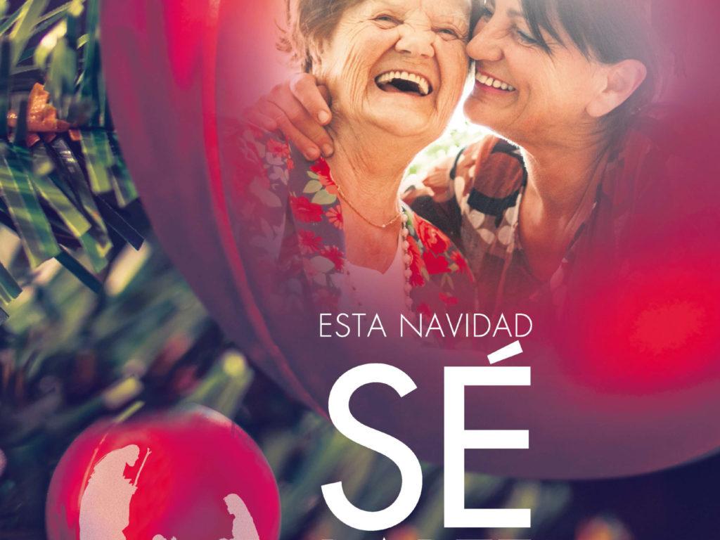 Navidad 2017: Cáritas lanza una invitación a «SER PARTE» de la solución contra la pobreza