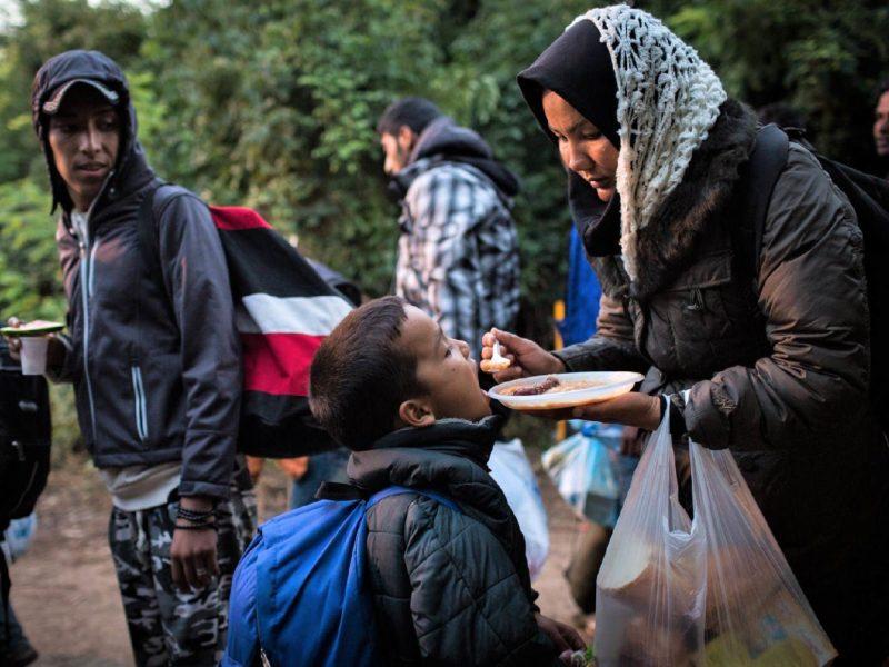Cáritas Europa reclama medidas de protección social adecuadas para que la pobreza sea historia en 2030