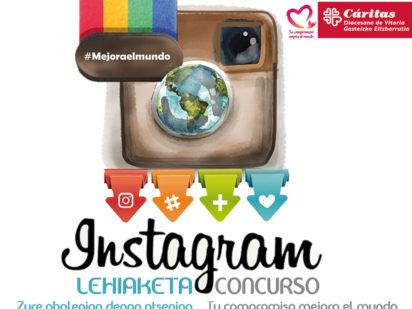 Arranca el concurso #Mejoraelmundo en Instagram