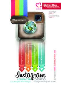 Concurso #Mejoraelmundo @ Red social Instragram