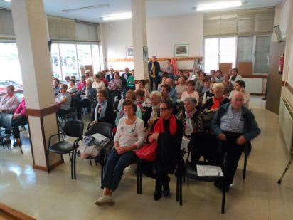 Asamblea y convivencia de inicio de curso del Fórum 50-70