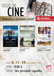 """Terraferma. Ciclo de cine """"Pobreza y exclusión social"""" en Laguardia @ Sala parroquial"""