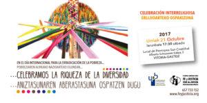 Celebración interreligiosa: Celebramos la riqueza de la diversidad @ Parroquia de San Cristóbal (local)