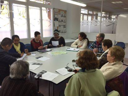 Comenzó el Rincón de Lectura Compartida en Zaramaga