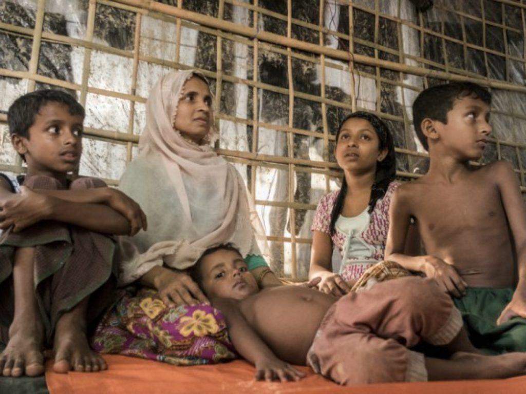El Papa Francisco se reúne mañana en Dacca con los refugiados rohingyas atendidos por Cáritas Bangladesh