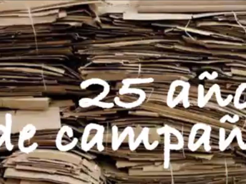 25 años de campañas de Sin Hogar