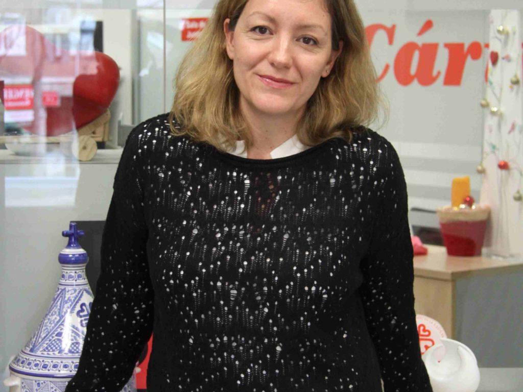 Natalia Peiró, nueva secretaria general de Cáritas Española