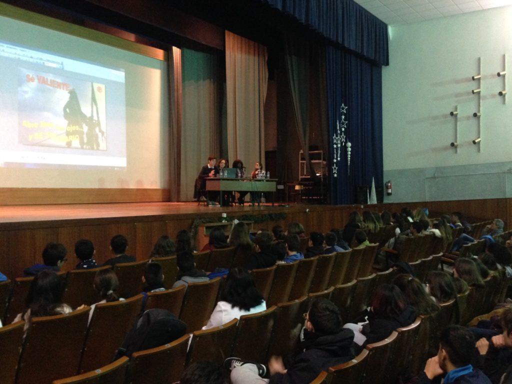 El programa Cáritas Joven acerca Cáritas a escolares de varios centros de Vitoria-Gasteiz