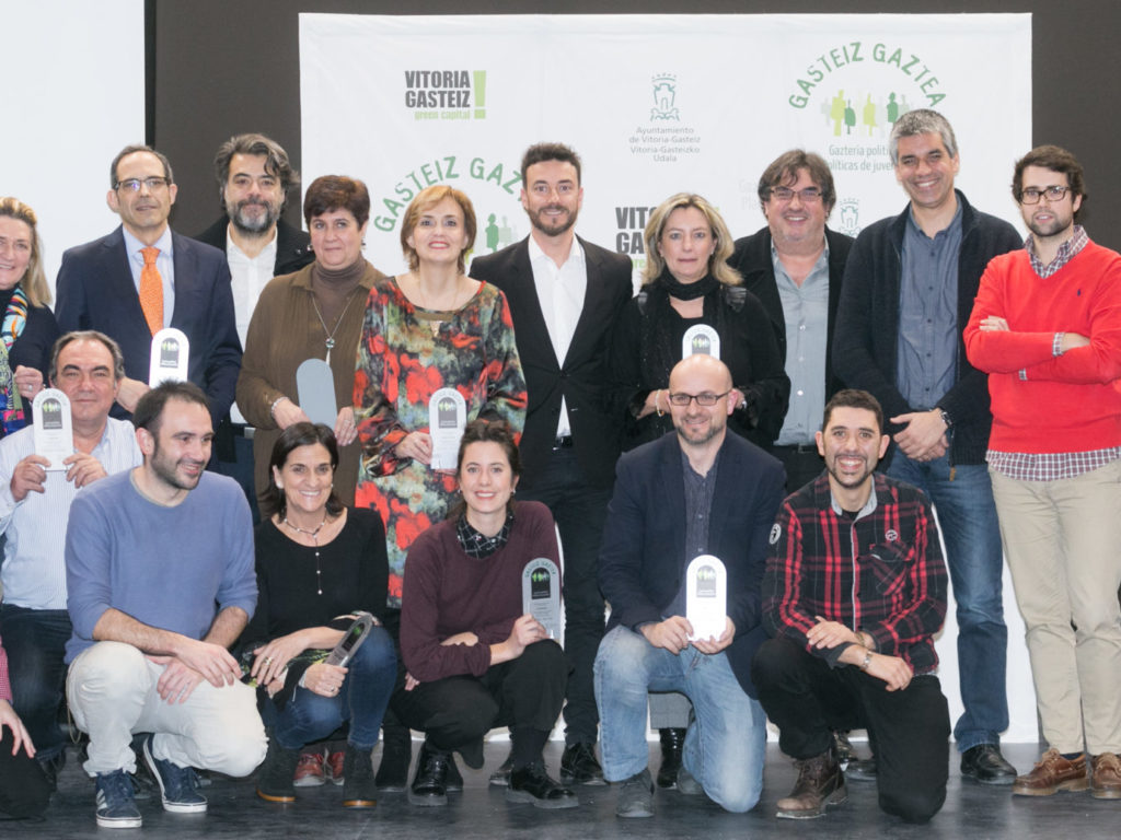 El proyecto Hazia23 recibe un reconocimiento de buenas prácticas por su promoción del empleo de jóvenes en riesgo de exclusión