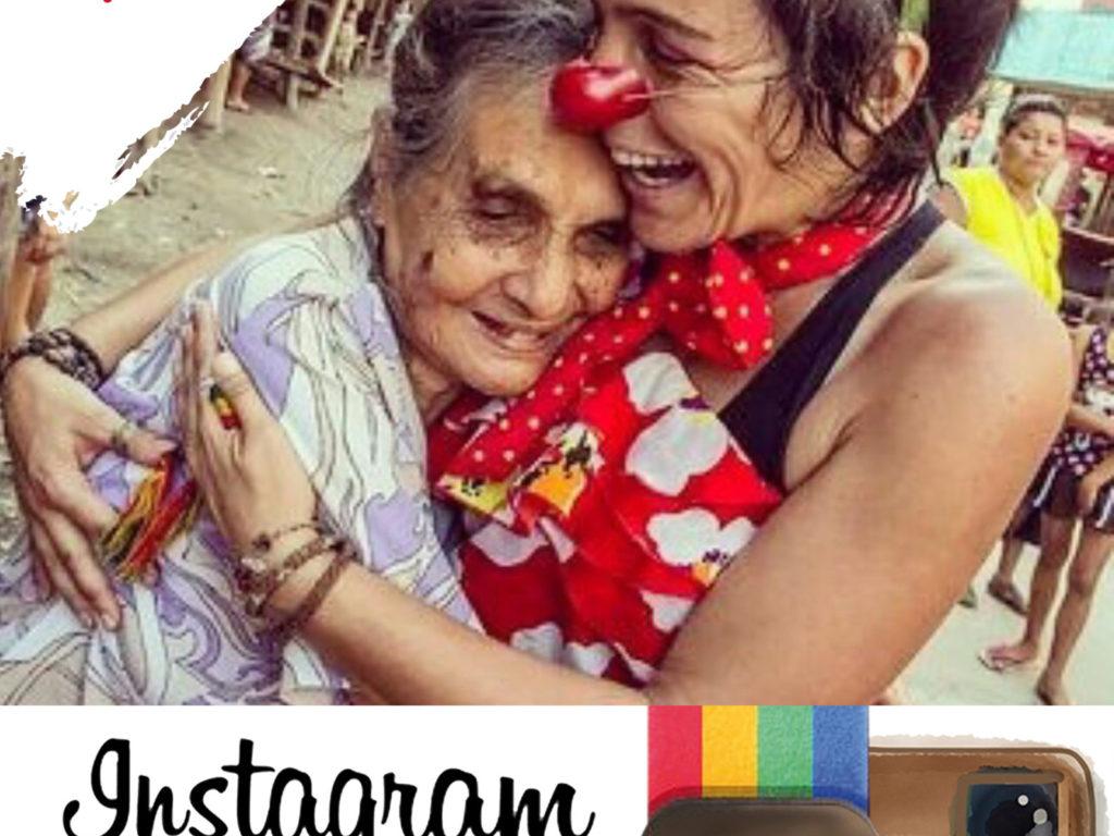 Foto ganadora del concurso #mejoraelmundo en Instagram