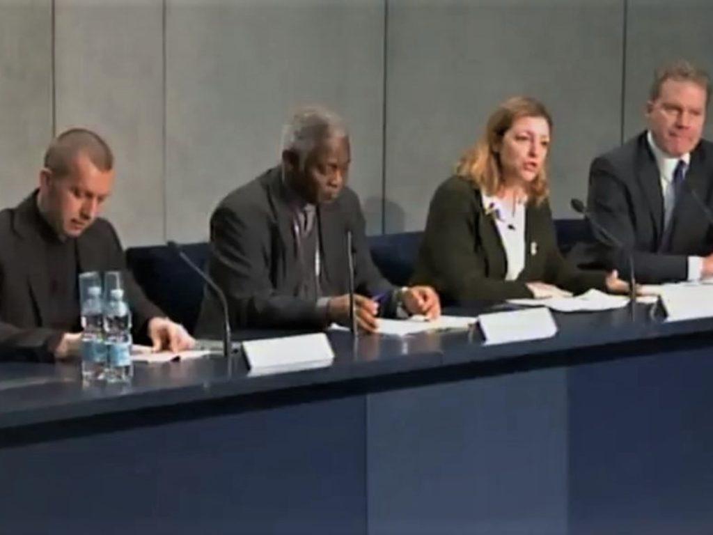 Natalia Peiro reclama en Roma «propuestas constructivas para impulsar modelos sociales equitativos y justos»