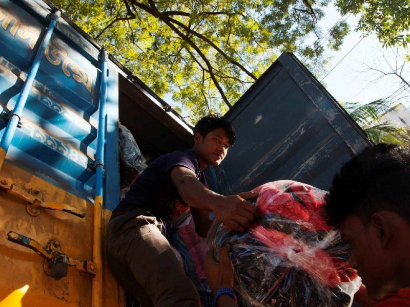 La red Cáritas aporta a la emergencia de los refugiados rohingya en Bangladesh un 28% más de los fondos solicitados
