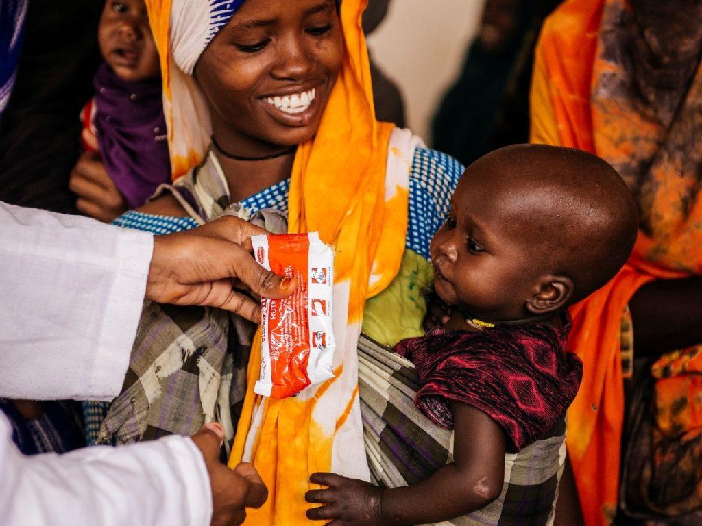 Cáritas Española apoya en Eritrea sendos proyectos de lucha contra la sequía y de salud materno-infantil