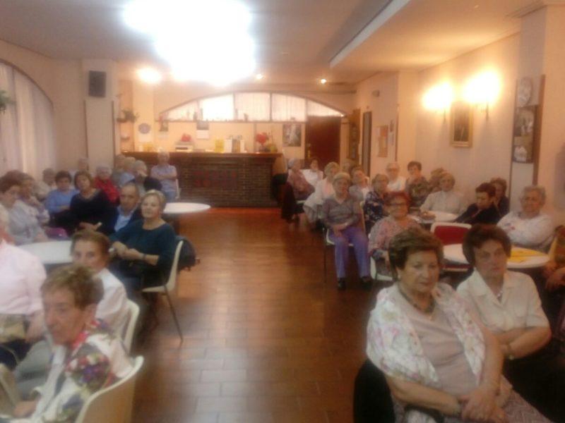 El Centro de Mayores de San Pedro celebró su 39 aniversario