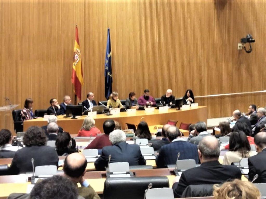La sociedad civil pide en el Congreso un proyecto de país centrado en las personas y el planeta