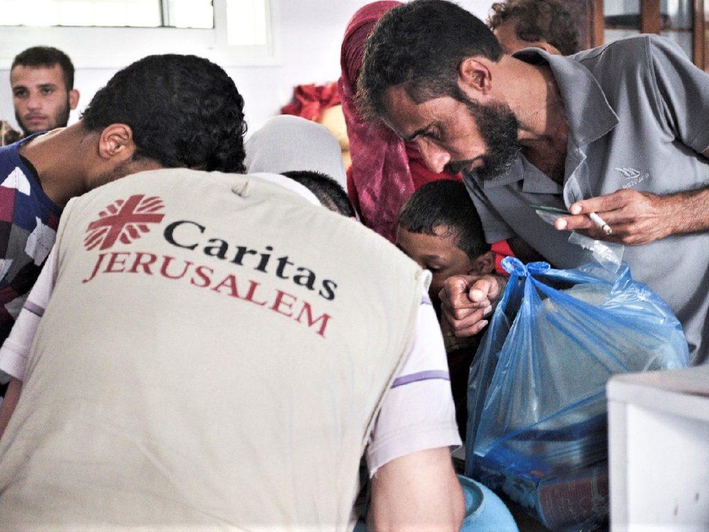 Declaración de Cáritas Jerusalén sobre la reciente escalada de violencia en Gaza
