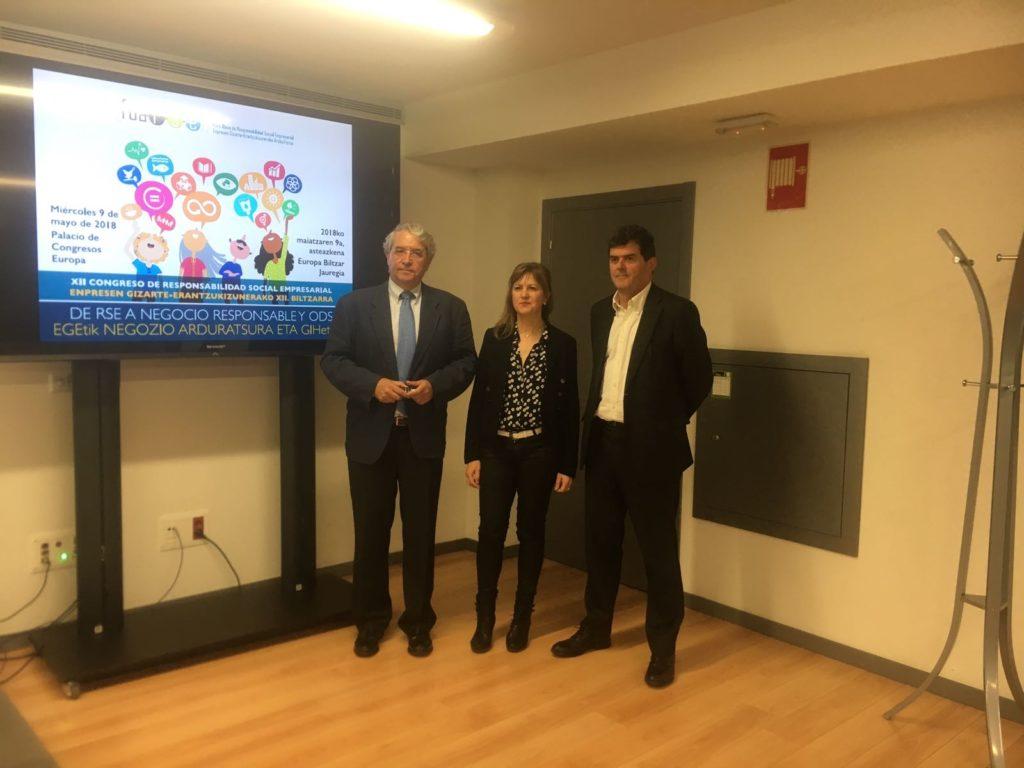 Cáritas asistió al XII Congreso de Responsabilidad Social Empresarial