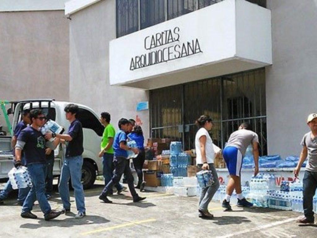 Cáritas Guatemala activa un plan de emergencia para socorrer a las víctimas de la erupción del volcán de Fuego