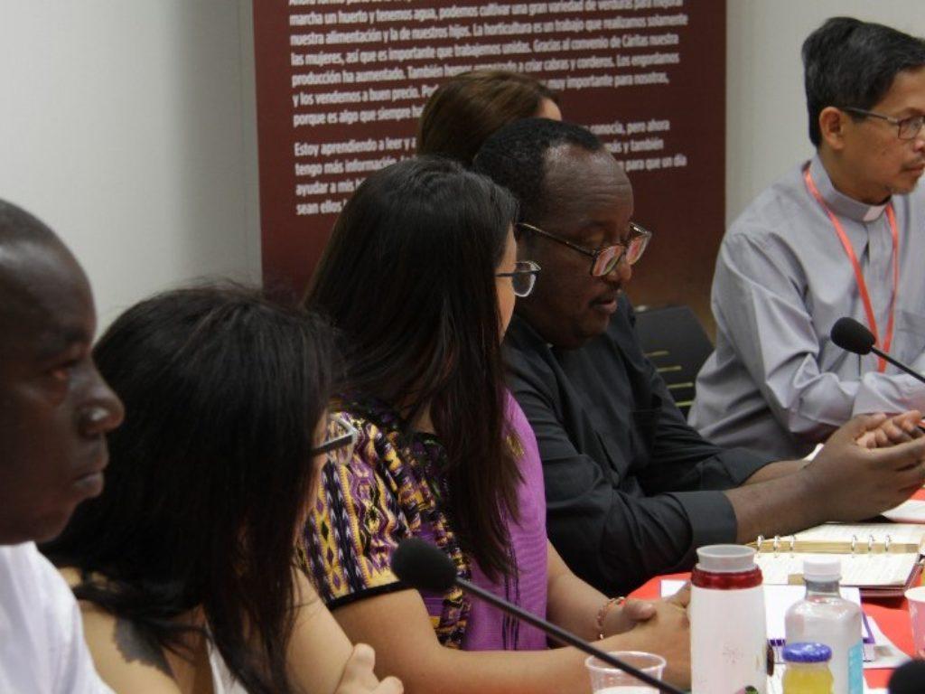 Voces expertas de Cáritas de cuatro países comparten en Madrid sus experiencias de éxito para asegurar el derecho a la alimentación