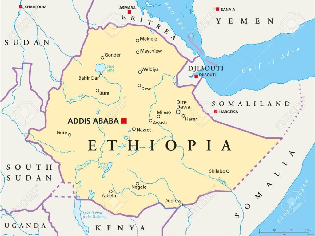 Convocatoria para cubrir una plaza de cooperante en Etiopía