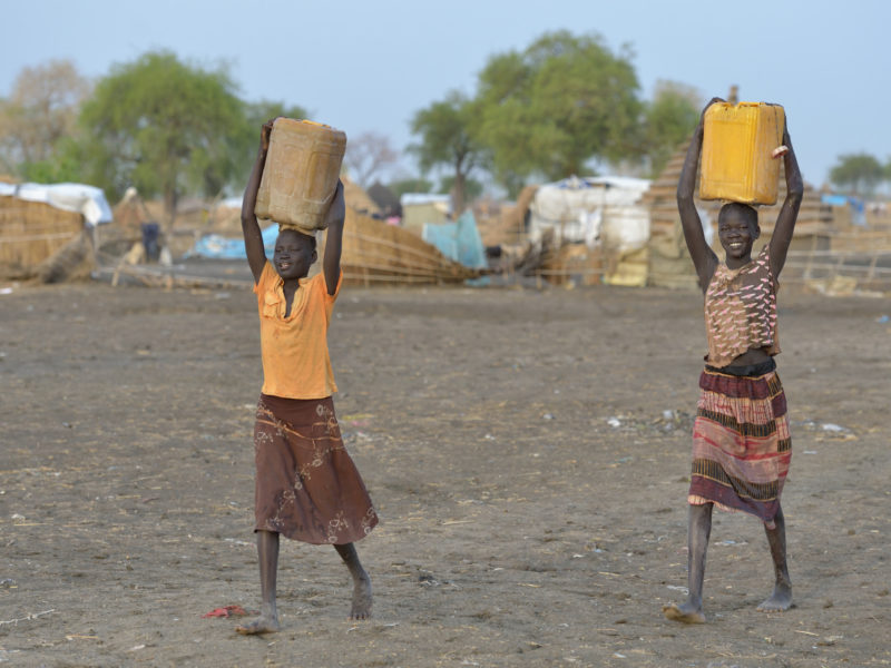 Cáritas exhorta a los gobiernos mundiales a impulsar más el desarrollo sostenible