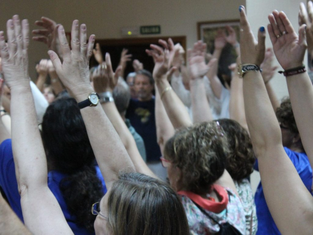 La 75ª Asamblea General de Cáritas aprueba su IV Plan Estratégico para abordar la transformación social