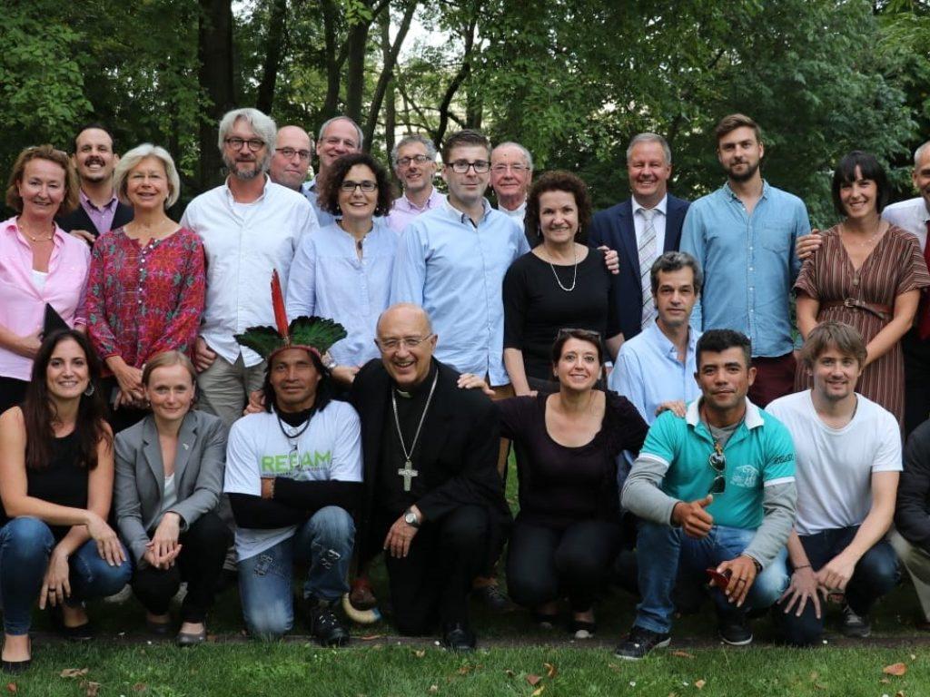 La REPAM celebra en Berlín un encuentro preparatorio del Sínodo para la Amazonía