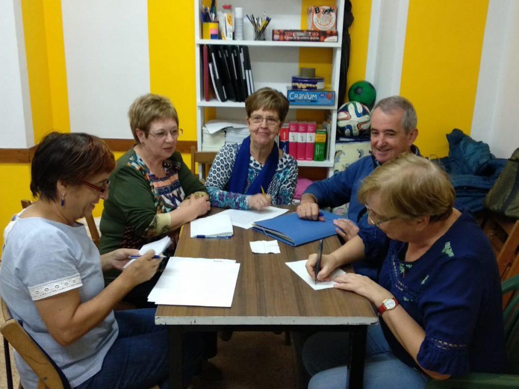 La participación comunitaria centró la jornada de inicio de curso de Cáritas zona Este