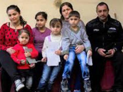 Día Universal de la Infancia: Cáritas Europa exige a la UE que garantice las políticas de infancia y familia