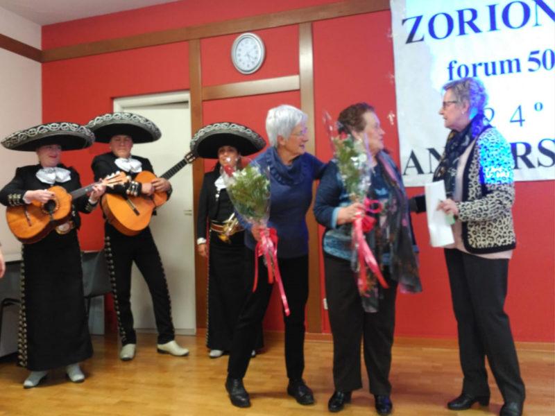 ¡… y llegó la fiesta 24 de nuestro Forum!