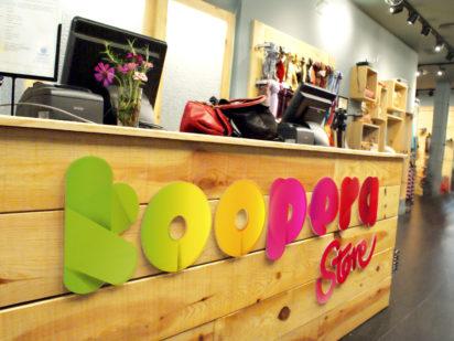 La moda sostenible de Koopera Store da una segunda vida a un millón de prendas en 2018 en Euskadi