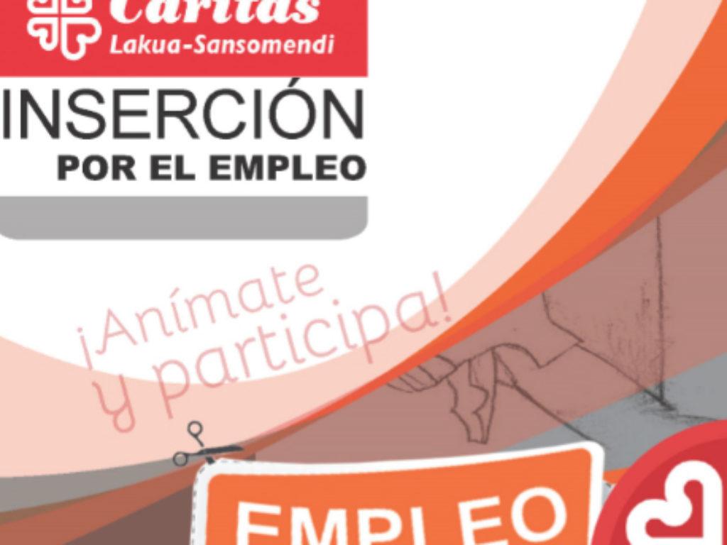 Inserción por el empleo. Presentación de los programas y servicios.