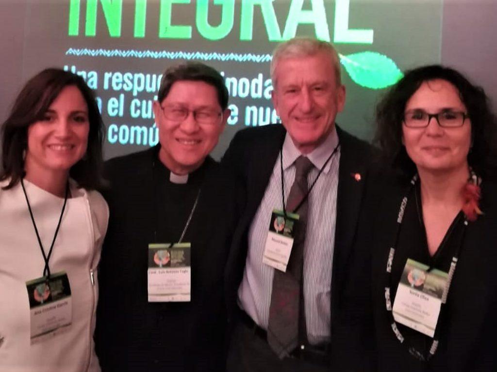 La REPAM convoca en Washington una conferencia internacional para preparar el Sínodo Especial sobre la Amazonía.