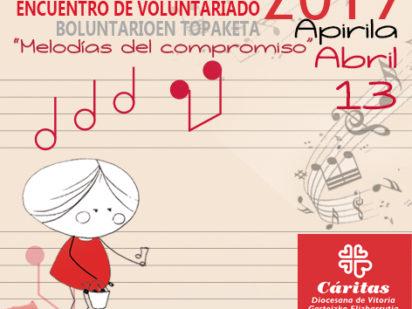 Encuentro Voluntariado. Cáritas Vitoria 2019