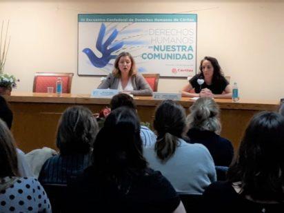 Cáritas sistematiza la detección de casos de vulneración de derechos humanos.