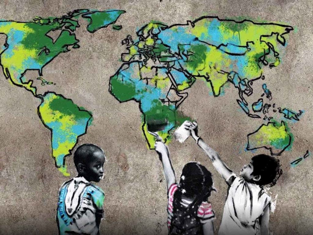 «Una sola familia humana, una sola casa común», lema de la XXI Asamblea General de Cáritas Internationalis.