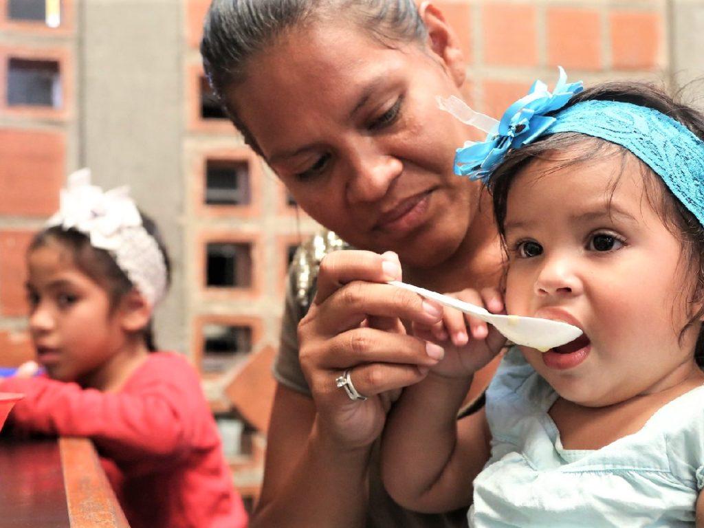 Cáritas Venezuela alerta a Michelle Bachelet sobre la crítica situación de los derechos humanos en el país.