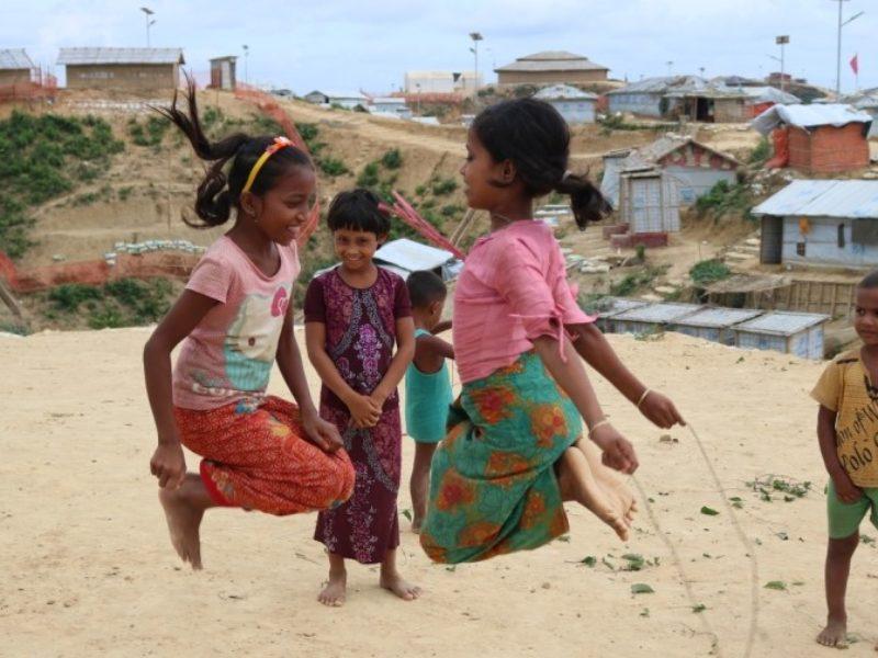 Cáritas Bangladesh reclama condiciones seguras para un eventual retorno de los «rohingya» a Myanmar.