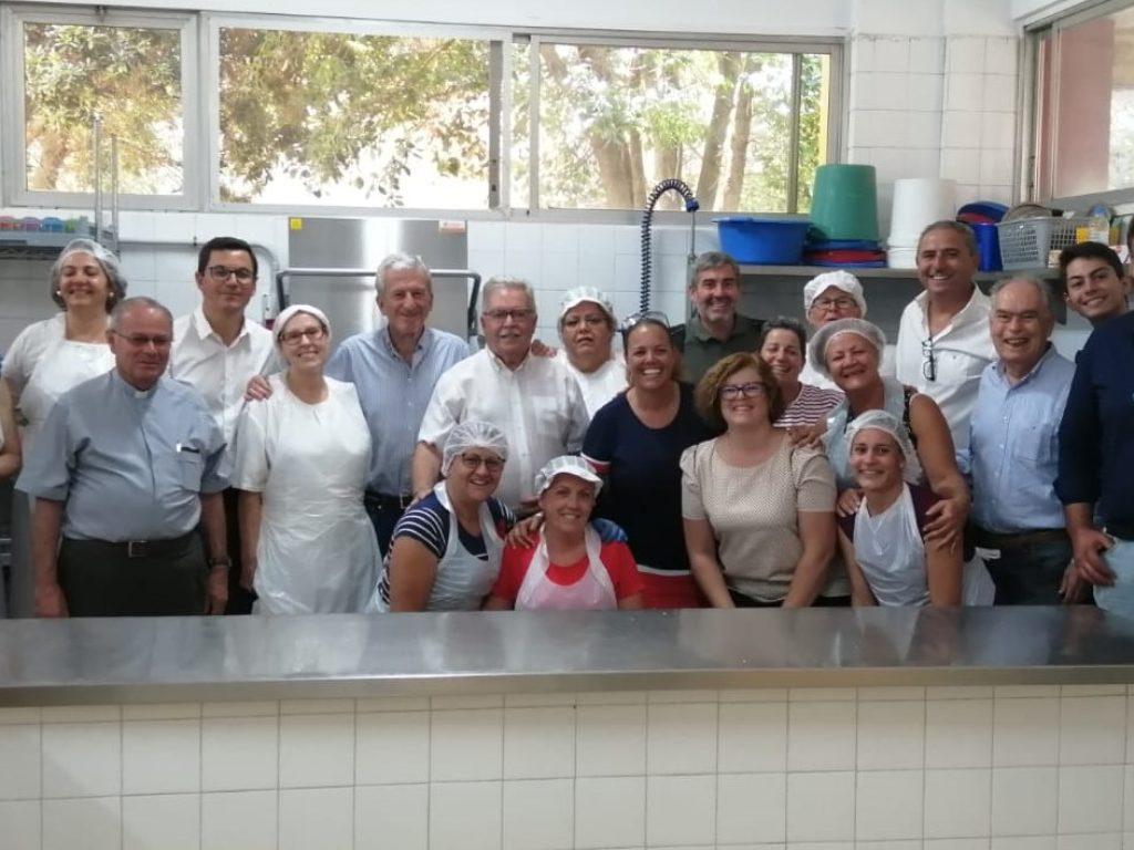 Cercanía de Cáritas a las comunidades afectadas por el fuego en la Amazonía y Gran Canaria.
