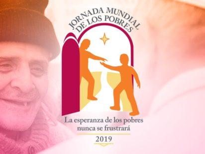 III Jornada Mundial de los Pobres: Francisco propone un «cambio de mentalidad» para optar por los pobres